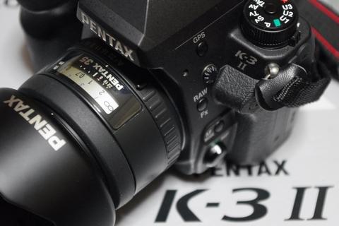 K-3Ⅱ&FA35mmF2AL