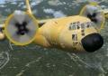 長野県上空イラン空軍C-130