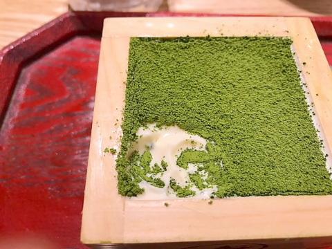 抹茶ティラミス2
