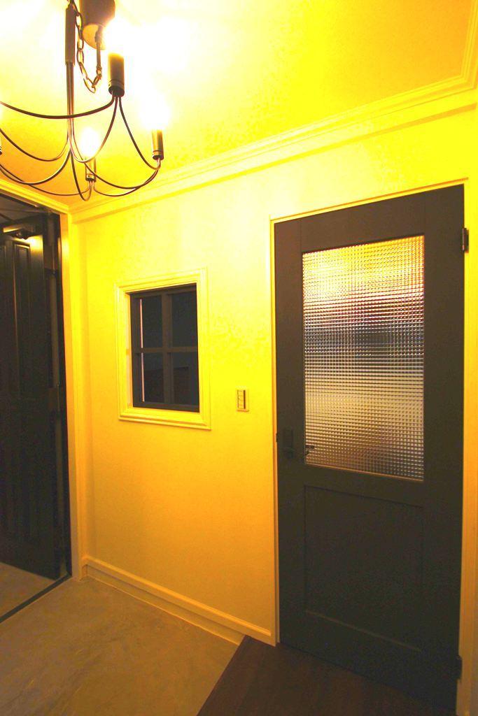 コピー 玄関からのドア