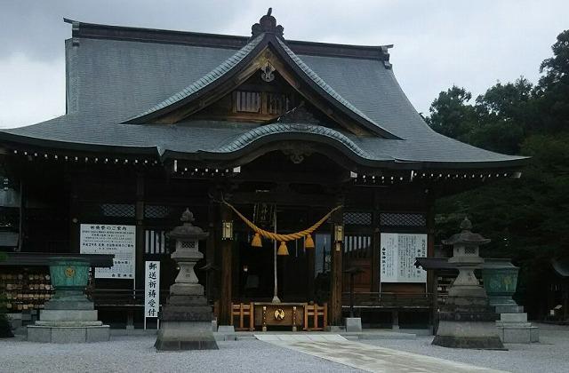 白鷺神社画像