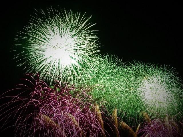2017年 足立の花火大会(6)
