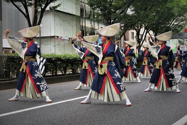 2017原宿スーパーよさこい(音ら韻/東京都)