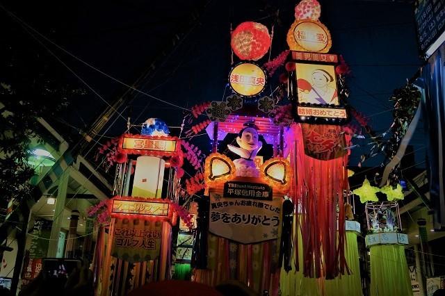 2017平塚七夕(夜の七夕)(1)