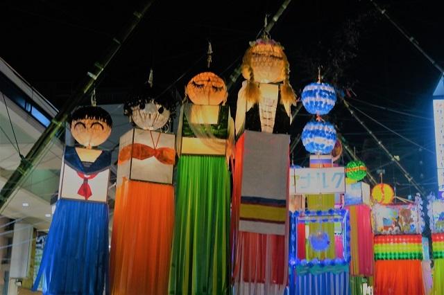 2017平塚七夕(夜の七夕)(8)