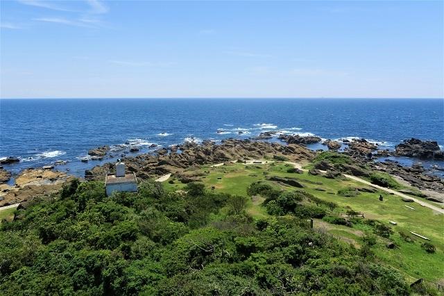 20170522野島崎灯台の風景(3)