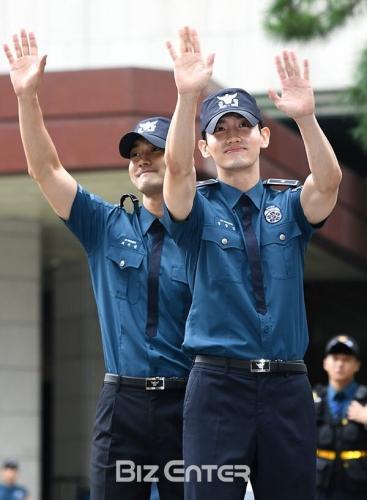 シウォン除隊7