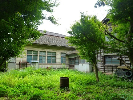 福知山衛戍病院遺構3