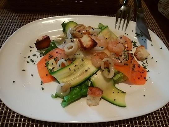 プチパリ サラダ
