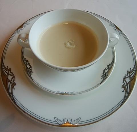 バロンオークラ スープ