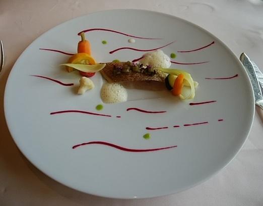 バロンオークラ 前菜