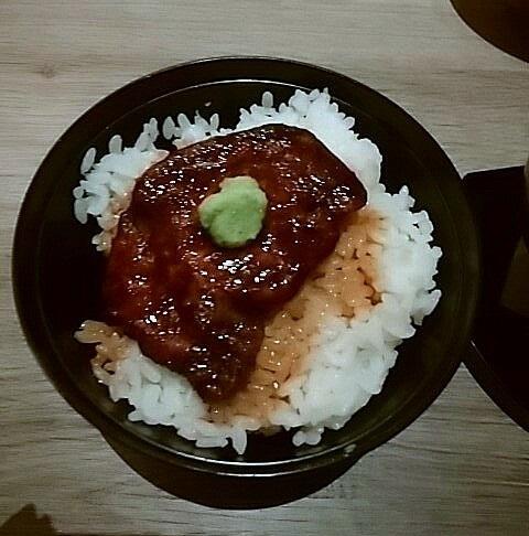 歌京 フォアグラ丼