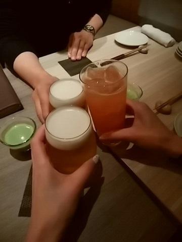 歌京 乾杯