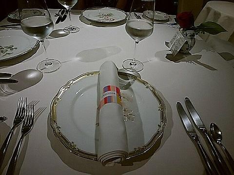 カンサトゥール テーブル