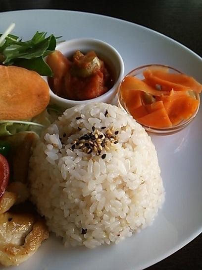 ジャムカフェ 玄米