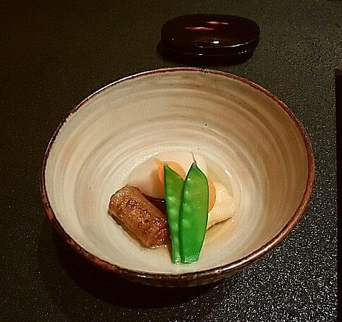 草津亭 煮物 (2)