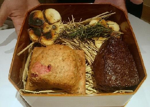 帝国ホテル レセゾン お肉箱 (2)