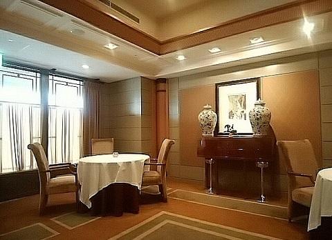 帝国ホテル レセゾン 店内 (2)