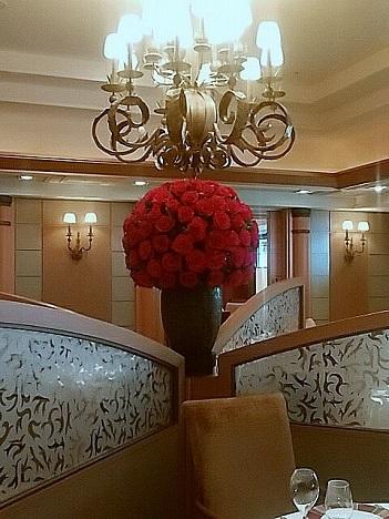 帝国ホテル レセゾン 店内
