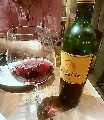 ランプキャップ 17日 ワイン
