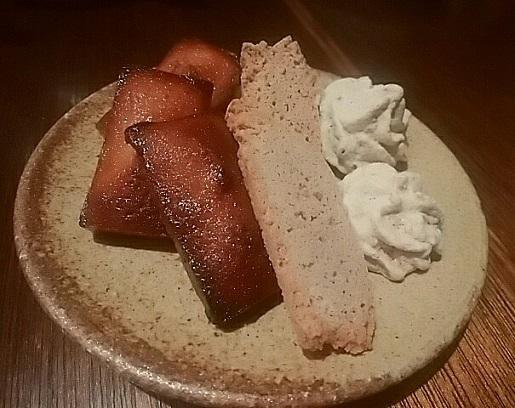 ミネバル 小菓子