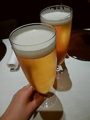ユンケ 室 乾杯