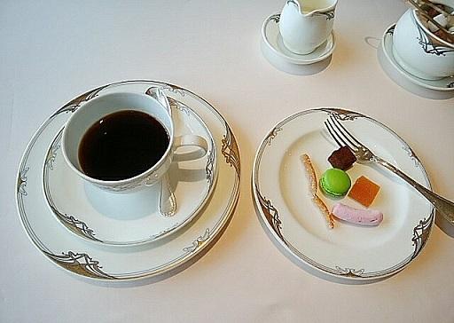 ベルエポック ぶーさん コーヒー&小菓子