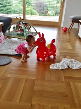 1歳2ヶ月遊ぶ