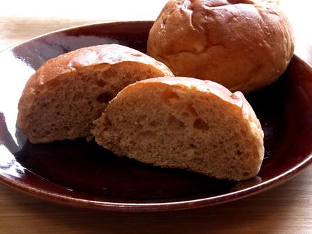 玄米&もち麦ロール(6) タカキベーカリー