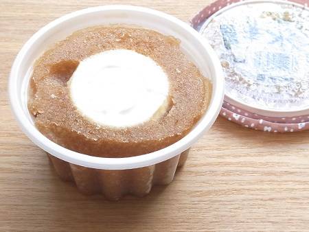 センタン 古都の氷華 コーヒーフロート
