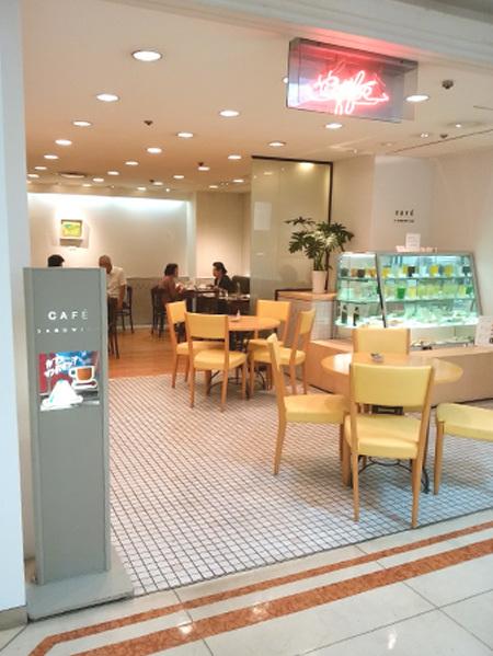 岡山高島屋 CAFE SANDWICH