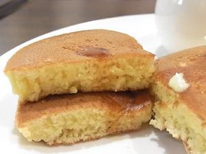 ≪珈琲館≫手焼きホットケーキ