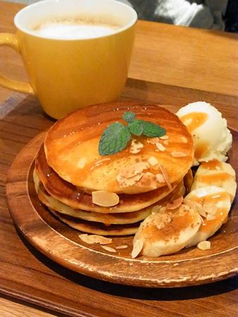 【本町コモンズ】パンケーキ