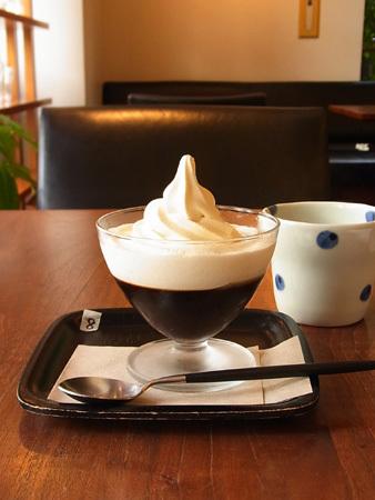 【城下カフェ】オリジナルコーヒーゼリー