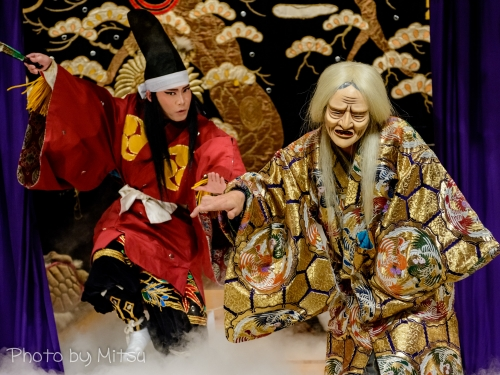 亀山神楽団