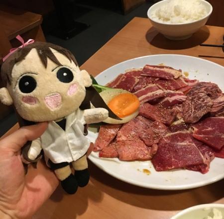 ミンゴス肉
