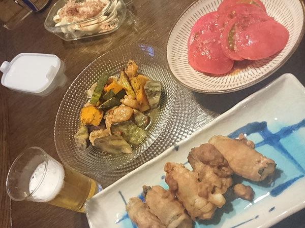 20170721ご飯