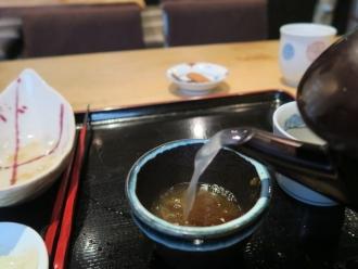 17-5-15 蕎麦湯