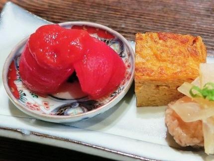 17-5-25 前菜トマト