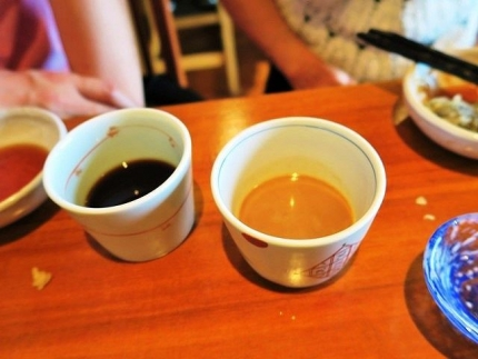 17-6-27 そば汁2種