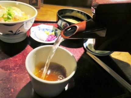 17-9-13 蕎麦湯