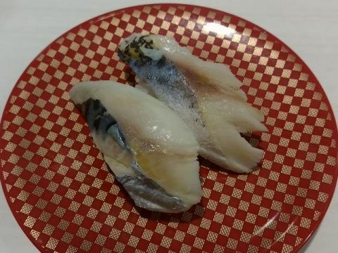 魚べい東三条店・H29・4 〆さば
