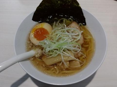 魚べい東三条店・H29・4 こってり醤油ラーメン