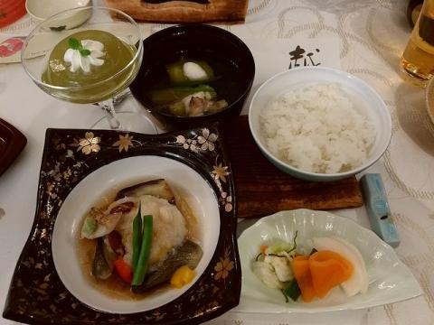 華鳳・H28・9 料理3