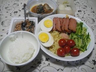 2017年5月8日の夕飯 (1)