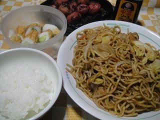 2017年5月11日の夕飯 (3)