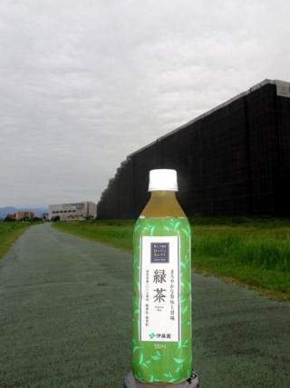 緑茶ローソン (2)