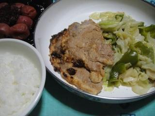 2017年7月29日の夕飯 (4)