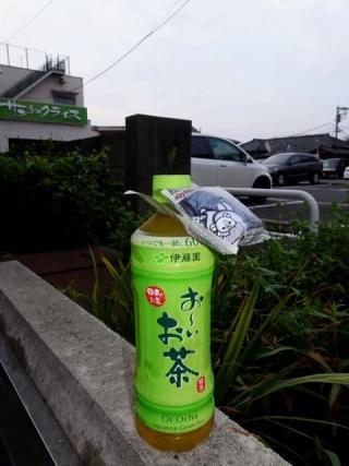 お~いお茶 (3)