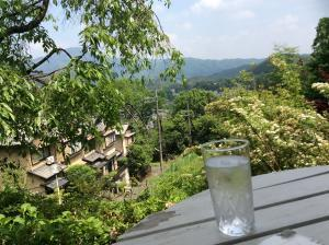 こんな感じ 比叡山